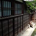 Photos: 披雲閣の板塀