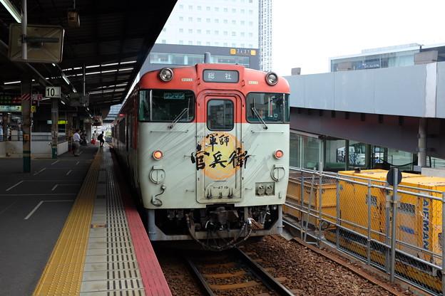 総社行き普通列車