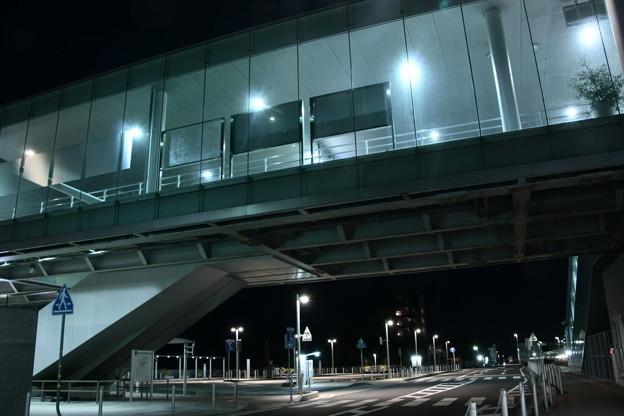Photos: 004 日立駅 旧駅方面