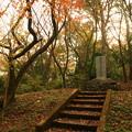 写真: 250 石尊山 海軍航空隊員殉難之碑