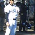 Photos: 中田賢一投手。