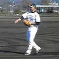 Photos: 松坂投手。