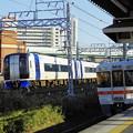 Photos: 名鉄とJR