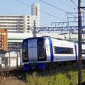 Photos: 青いミュースカイ
