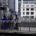 Photos: 新幹線東京駅(1) ビルの上にも!?