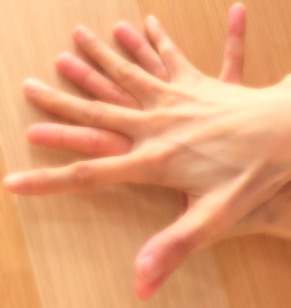 左手と右手の違い