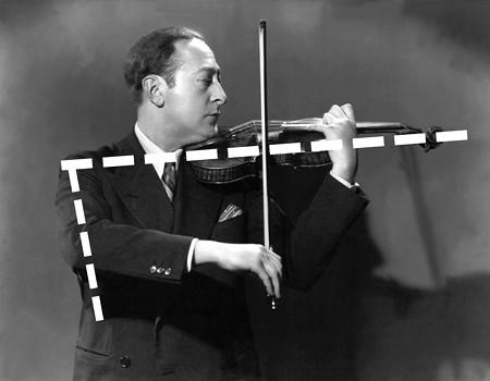 中野・江古田 バイオリン 個人レッスン ヴィオラ 吉瀬弥恵子 Y's音楽教室 腕の角度