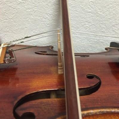 中野・江古田 バイオリン 個人レッスン ヴィオラ 吉瀬弥恵子 Y's音楽教室 駒のそばで弾いてみる
