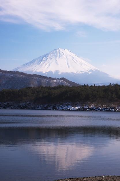逆富士 西湖編