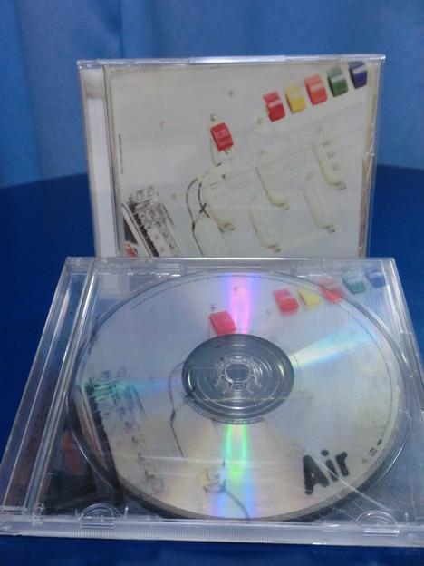 ファーストminiアルバム『AIR』