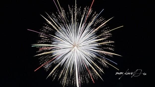 会津の花火