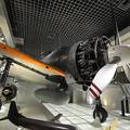 国立科学博物館 三菱 零戦二一型 (複座改造偵察機)