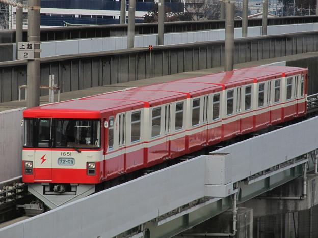 Photos: 埼玉新都市交通伊奈線1050系