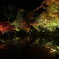 Photos: 紅葉 2017 水面に映る紅葉