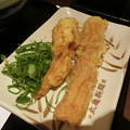 Photos: 丸亀製麺のちくわ天と鶏天