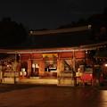 写真: 初詣2018 京都霊山護国神社