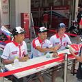 写真: 105 2014 Honda Team Asia ジョシュ ホック CBR1000RR ザムリ ババ 鈴鹿8耐 ディマス エッキー プラタマ SUZUKA8HOURS IMG_9291