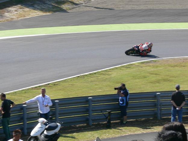 写真: 22 2014 Motogp もてぎ motegi ステファン・ブラドル Stefan BRADL LCR Honda