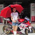 写真: 501 2014 Honda Team Asia ジョシュ ホック CBR1000RR ザムリ ババ 鈴鹿8耐 ディマス エッキー プラタマ SUZUKA8HOURS