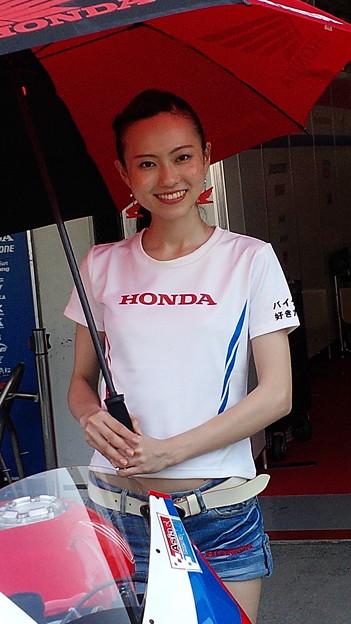 写真: 503 2014 Honda Team Asia ジョシュ ホック CBR1000RR ザムリ ババ 鈴鹿8耐 ディマス エッキー プラタマ SUZUKA8HOURS7