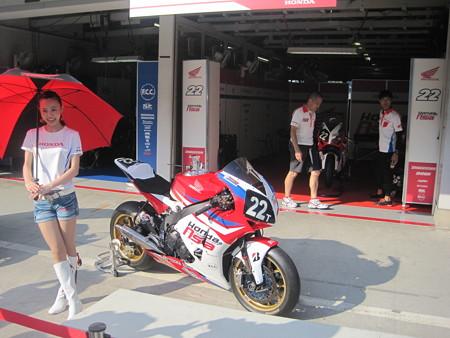 506 2014 Honda Team Asia ジョシュ ホック CBR1000RR ザムリ ババ 鈴鹿8耐 ディマス エッキー プラタマ SUZUKA8HOURS