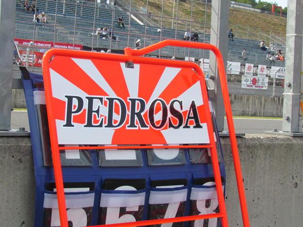 写真: 02 26 ダニ ペドロサ Dani PEDROSA  Repsol Honda 2014 motogp motegiIMG_1992