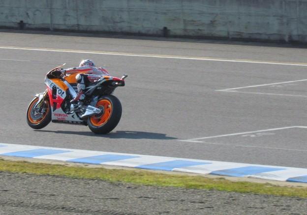 写真: 07 26 ダニ ペドロサ Dani PEDROSA  Repsol Honda 2014 motogp motegiIMG_3177