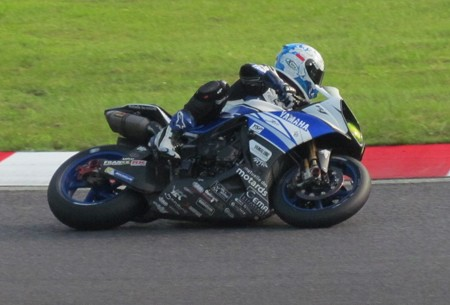 04 2014 SUZUKA8HOURS GMT94 YAMAHA YZF-R1 FORAY GINES CHECA フォーレイ マチュー デビット8耐 IMG_1160