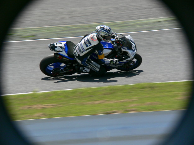 写真: 08 2014 SUZUKA8HOURS GMT94 YAMAHA YZF-R1 FORAY GINES CHECA フォーレイ マチュー デビット8耐 P1340878