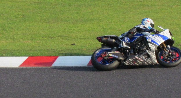 写真: 13 2014 SUZUKA8HOURS GMT94 YAMAHA YZF-R1 FORAY GINES CHECA フォーレイ マチュー デビット8耐 IMG_1210