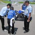 Photos: 42 2014 SUZUKA8HOURS GMT94 YAMAHA YZF-R1 FORAY GINES CHECA フォーレイ マチュー デビット8耐 IMG_8596