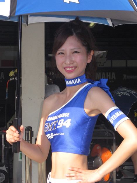 写真: 94 2014 SUZUKA8HOURS GMT94 YAMAHA YZF-R1 FORAY GINES CHECA フォーレイ マチュー デビット8耐 IMG_9504