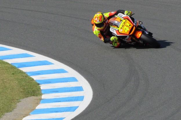 写真: 61 2014 motogp motegi アレックス エスパルガロ Aleix ESPARGARO NGM Forward Yamaha IMG_3040