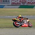 写真: 301 2014 motogp motegi アレックス エスパルガロ Aleix ESPARGARO NGM Forward Yamaha