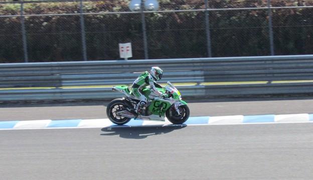 写真: 2014 motogp motegi もてぎ アルバロ バウティスタ Alvaro BAUTISTA Honda Gresini  17