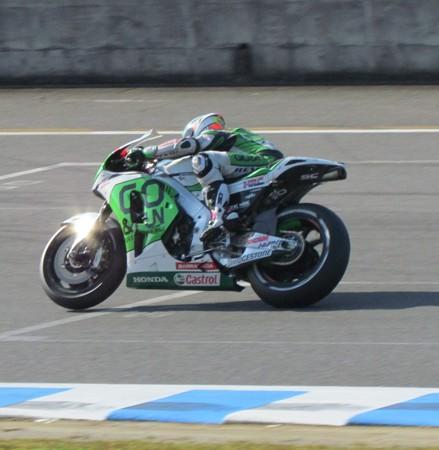 2014 motogp motegi もてぎ アルバロ バウティスタ Alvaro BAUTISTA Honda Gresini  20