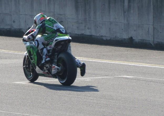 写真: 2014 motogp motegi もてぎ アルバロ バウティスタ Alvaro BAUTISTA Honda Gresini  97