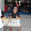 写真: 2014 鈴鹿8耐 Honda DREAM RT SAKURAI ジェイミー スタファー トロイ ハーフォス 亀谷長純 CBR1000RRSP 4