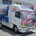写真: 2014 鈴鹿8耐 Honda DREAM RT SAKURAI ジェイミー スタファー トロイ ハーフォス 亀谷長純 CBR1000RRSP 09