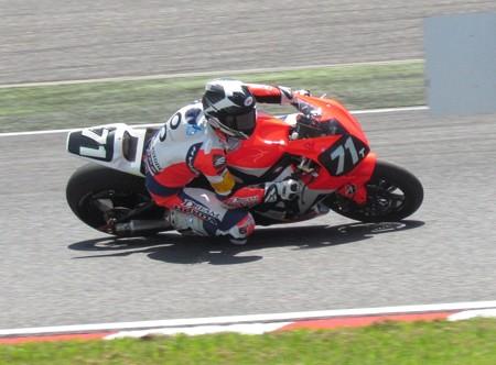 2014 鈴鹿8耐 Honda DREAM RT SAKURAI ジェイミー スタファー トロイ ハーフォス 亀谷長純 CBR1000RRSP 011