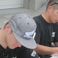 Photos: 2014 鈴鹿8耐 Honda DREAM RT SAKURAI ジェイミー スタファー トロイ ハーフォス 亀谷長純 CBR1000RRSP 27