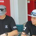 Photos: 2014 鈴鹿8耐 Honda DREAM RT SAKURAI ジェイミー スタファー トロイ ハーフォス 亀谷長純 CBR1000RRSP 35