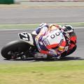 写真: 2014 鈴鹿8耐 Honda DREAM RT SAKURAI ジェイミー スタファー トロイ ハーフォス 亀谷長純 CBR1000RRSP 61