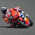 Photos: 2014 鈴鹿8耐 Honda DREAM RT SAKURAI ジェイミー スタファー トロイ ハーフォス 亀谷長純 CBR1000RRSP 433