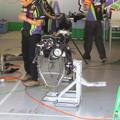 写真: 2014 鈴鹿8耐 KAWASAKI ZX-10R エヴァ シナジーフォースTRICK STAR 出口修 井筒仁康 グレゴリー・ルブラン46