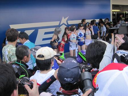 2014 鈴鹿8耐  EVA SynergyForceTRICKSTAR エヴァ シナジーフォース トリックスター KAWASAKI ZX_10R IMG_9183