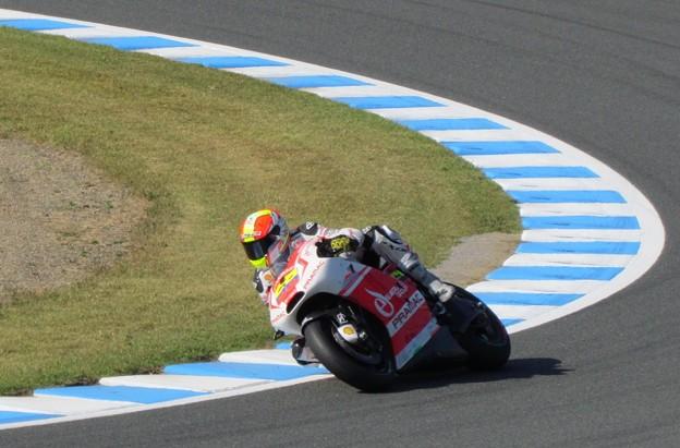 Photos: 2014 motogp motegi もてぎ ヨニー エルナンデス Yonny HERNANDEZ Pramac Ducati ドゥカティ 071