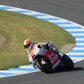 写真: 2014 motogp motegi もてぎ ヨニー エルナンデス Yonny HERNANDEZ Pramac Ducati ドゥカティ 071