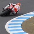 Photos: 2014 motogp motegi もてぎ ヨニー エルナンデス Yonny HERNANDEZ Pramac Ducati ドゥカティ 662