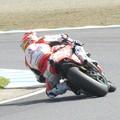 写真: 2014 motogp motegi もてぎ ヨニー エルナンデス Yonny HERNANDEZ Pramac Ducati ドゥカティ 765